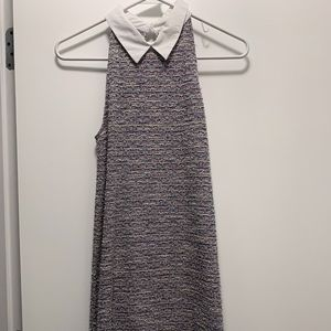 Zara Multicolored Sleeveless Dress Small